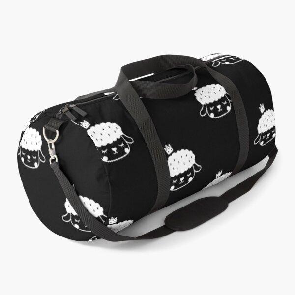 Cute Scandinavian Sheep #1 Duffle Bag