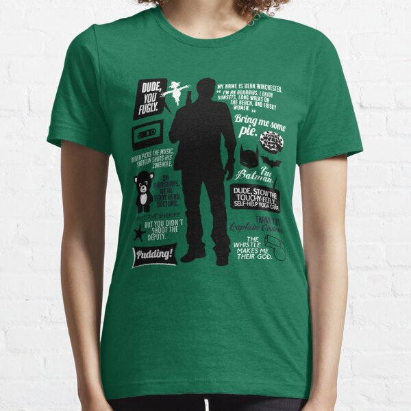 Dean Winchester Quotes Essential T-Shirt