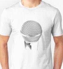 Microphone SM58 Unisex T-Shirt