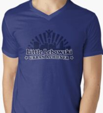 Little Lebowski Urban Achiever Men's V-Neck T-Shirt