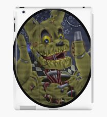 Springtrap Surprise! iPad Case/Skin