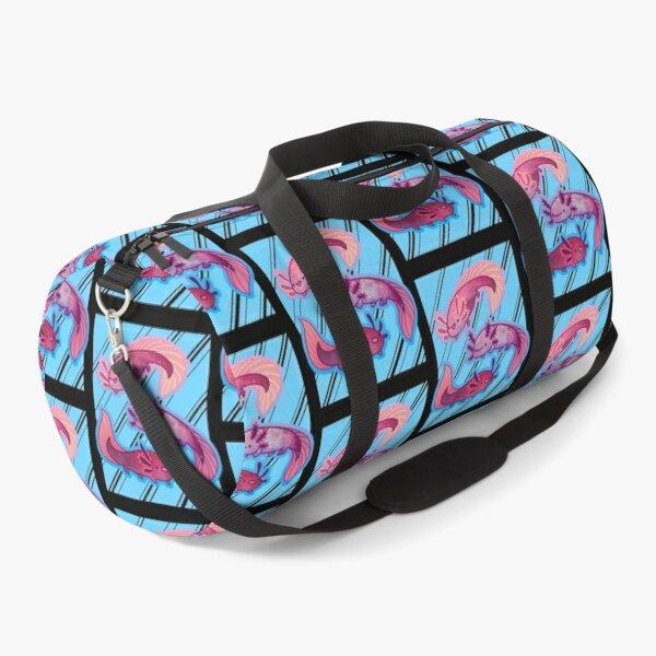 axolotl art Duffle Bag