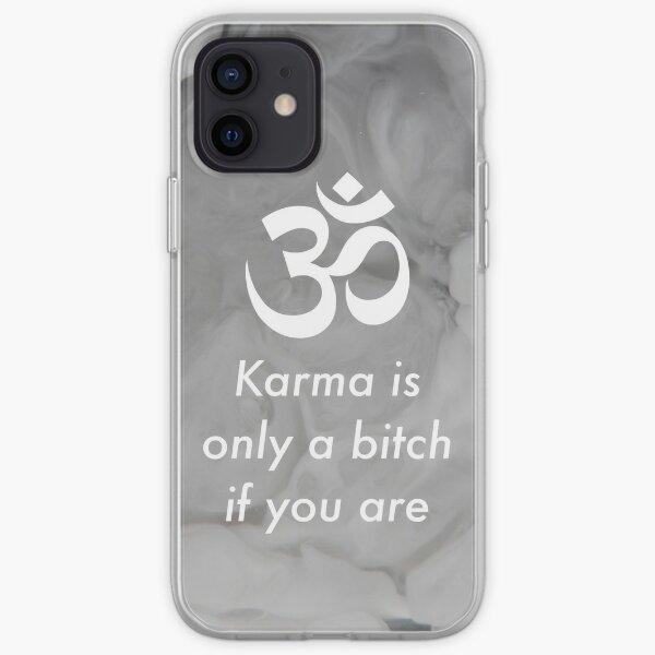 karma is a bitch sometimes so am I pouch