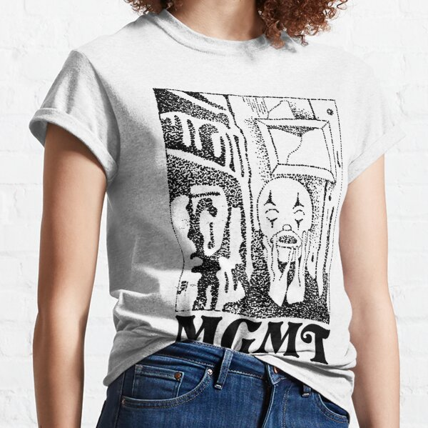 MGMT Little Dark Age T-shirt classique