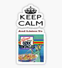 Ozric Tentacles Sticker