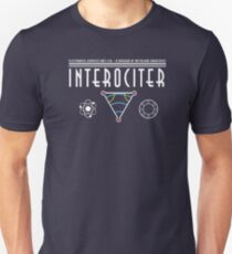 Interociter Logo : Inspired by the This Island Earth Unisex T-Shirt