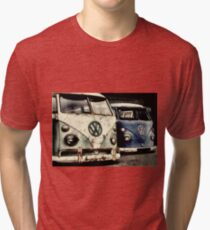On the Buses Tri-blend T-Shirt
