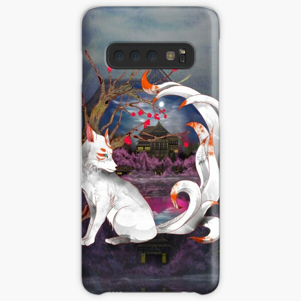 Into the Fox hole Samsung Galaxy Snap Case