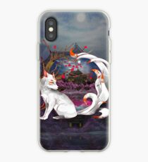 Into the Fox hole iPhone Case