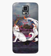 Into the Fox hole Case/Skin for Samsung Galaxy