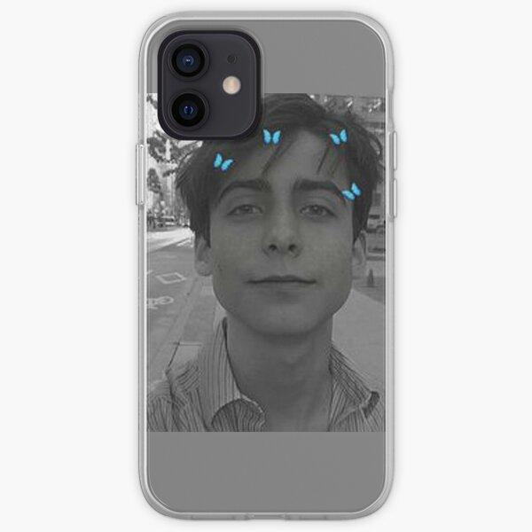 Aidan Gallagher  Funda blanda para iPhone