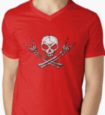 Skull Metal T-Shirt