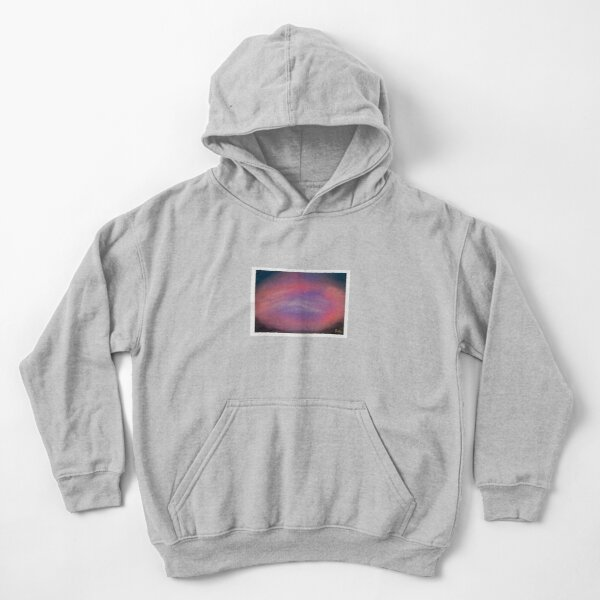 The Misty Forest Kids Pullover Hoodie