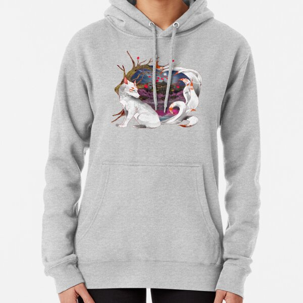 Into the Fox hole Pullover Hoodie