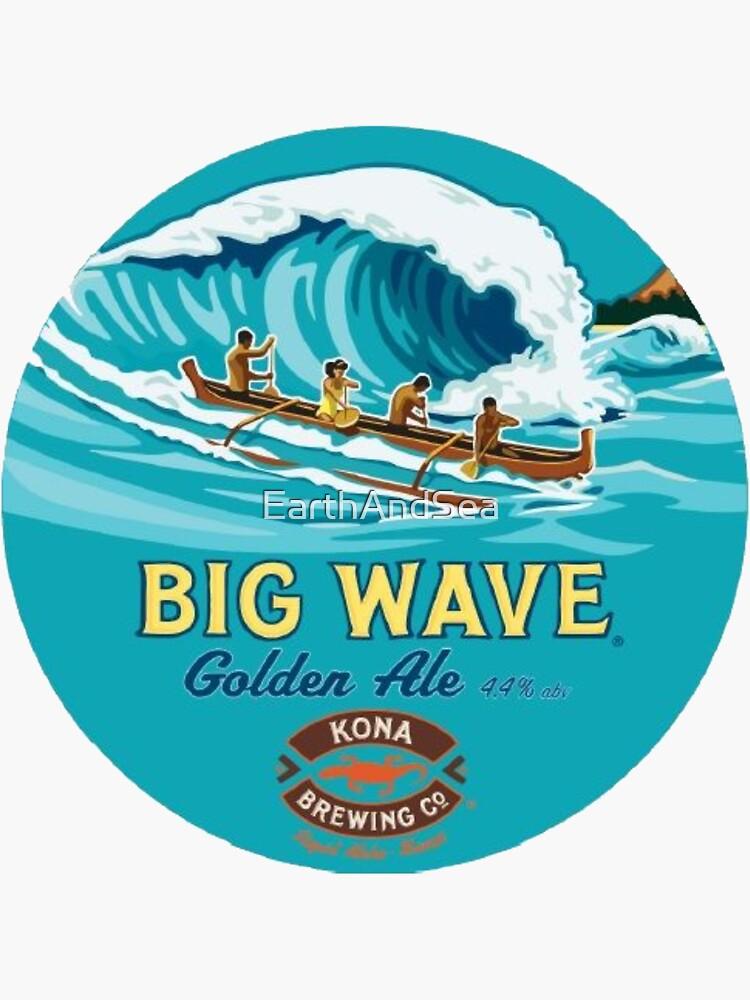 Kona Big Wave  by EarthAndSea
