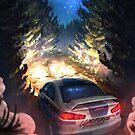 Night Collection A - Lightforce Rally SA by Ryan Jones