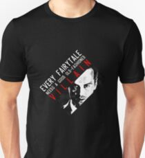 Every fairytale needs a good old-fashioned villain T-Shirt