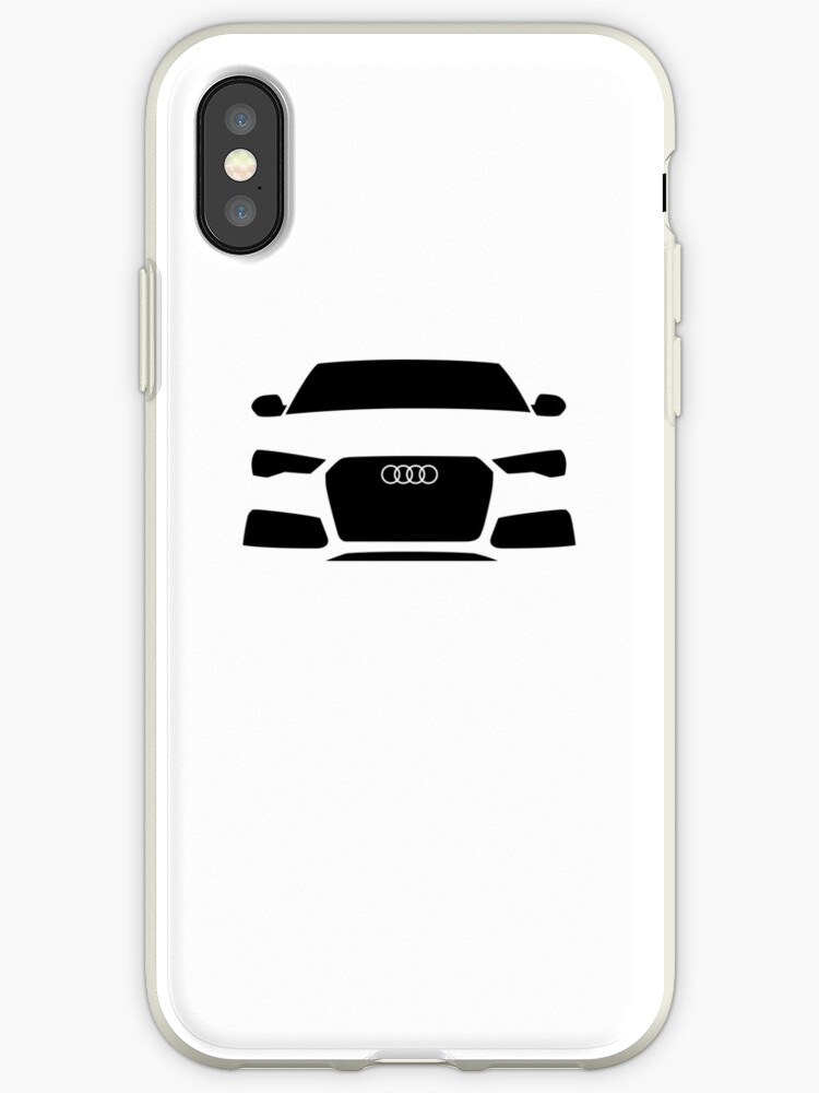 coque iphone xr audi rs