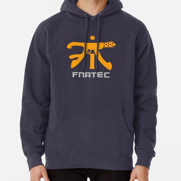 Fnatic Fnatec Tec9 Pullover Hoodie