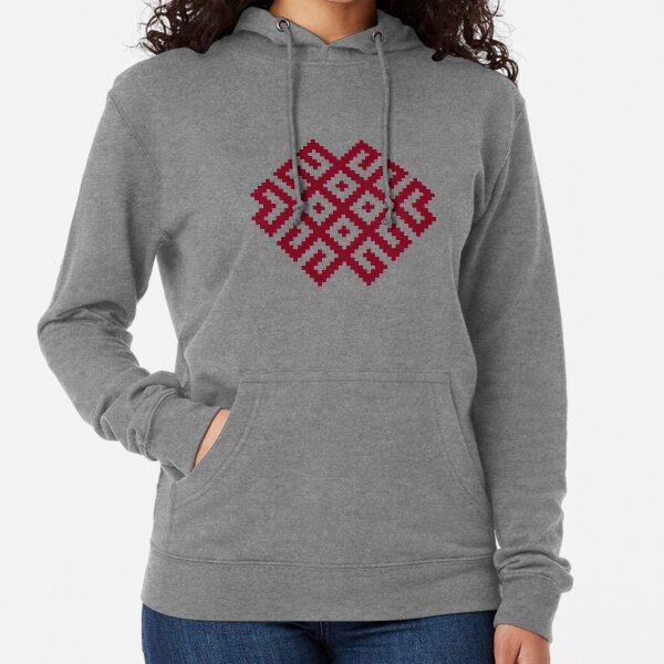 Ancient Nordic Symbol Lightweight Hoodie