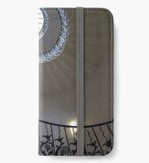 spiral iPhone Wallet/Case/Skin