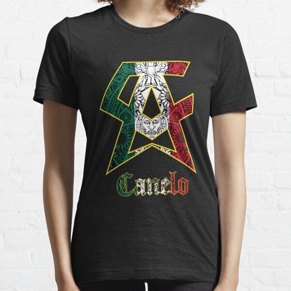 Canelo Boxing Mexican Style Mexico Saul Alvarez Logo Symbol unisex shirt Essential T-Shirt