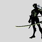 Black Ninja by MinikinQP