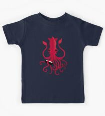 Kraken Attaken Kids Clothes