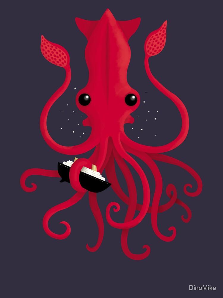 Kraken Attaken | Unisex T-Shirt