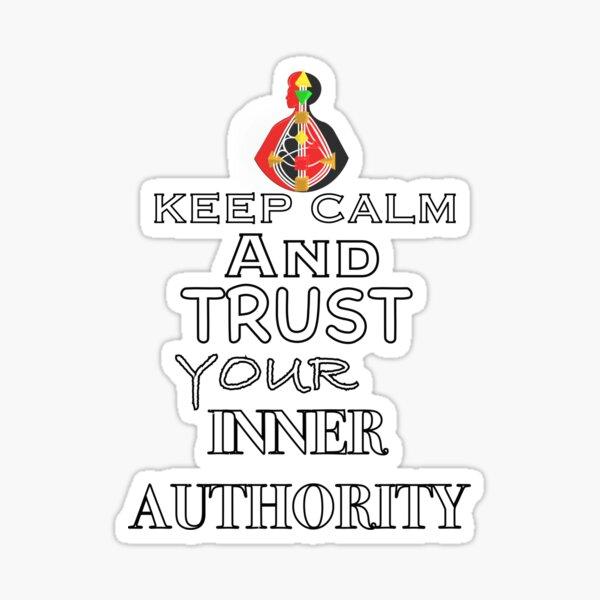 Keep Calm series Sticker