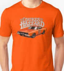 DUKES OF HAZZARD - DODGE GENERAL LEE T-Shirt