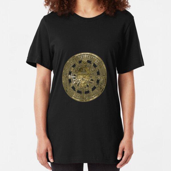 Dark Eras: Mummy: The Curse Slim Fit T-Shirt