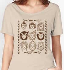 Getting Ready for Safari Women's Relaxed Fit T-Shirt