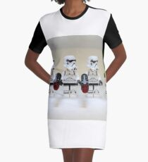 Lego Imperial fairy Graphic T-Shirt Dress