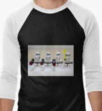 Lego Imperial fairy Men's Baseball ¾ T-Shirt