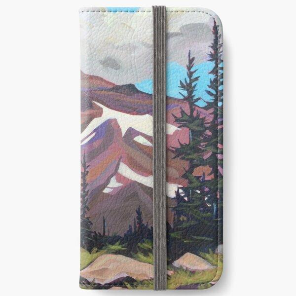 Lucifer Peak iPhone Wallet
