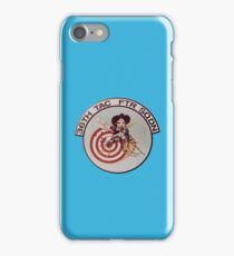 36th Fighter Squadron iPhone Case/Skin
