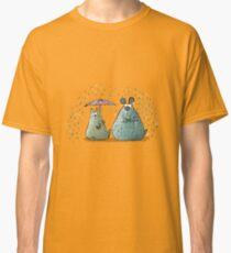 Rain - Cat and Dog Classic T-Shirt