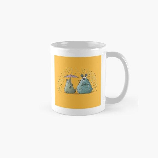 Rain - Cat and Dog Classic Mug