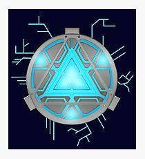 arc reactor Photographic Print