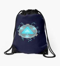 arc reactor Drawstring Bag