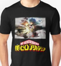 My Hero Academia - Midoriya Vs Bakugou T-Shirt