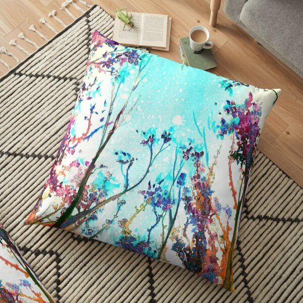 In the Morning Light Floor Pillow