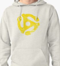 45 RPM Record adapter Tee Pullover Hoodie