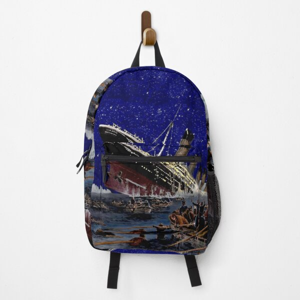 The Tragedy of the Titanic Backpack