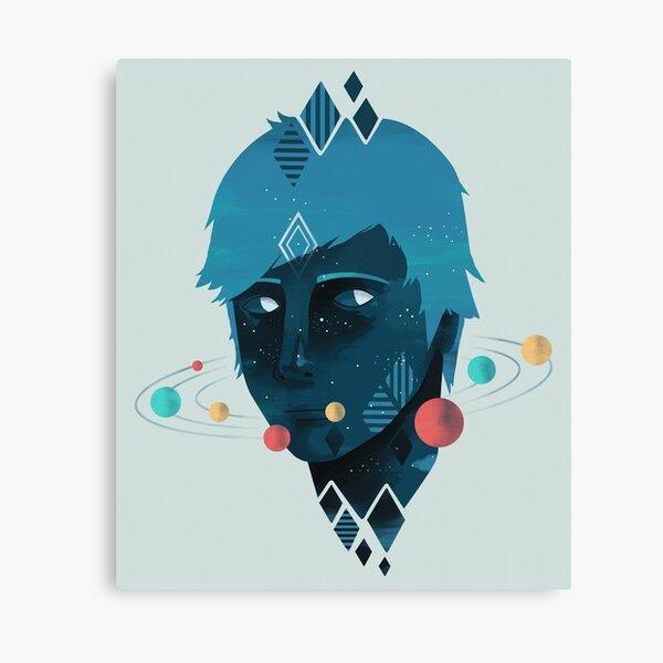 Mind/Space Canvas Print