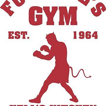 Fogwell's Gym Box the Devil by BakerSansPeur