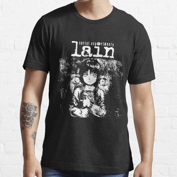 Serial Experiments Lain T-Shirt Essential T-Shirt