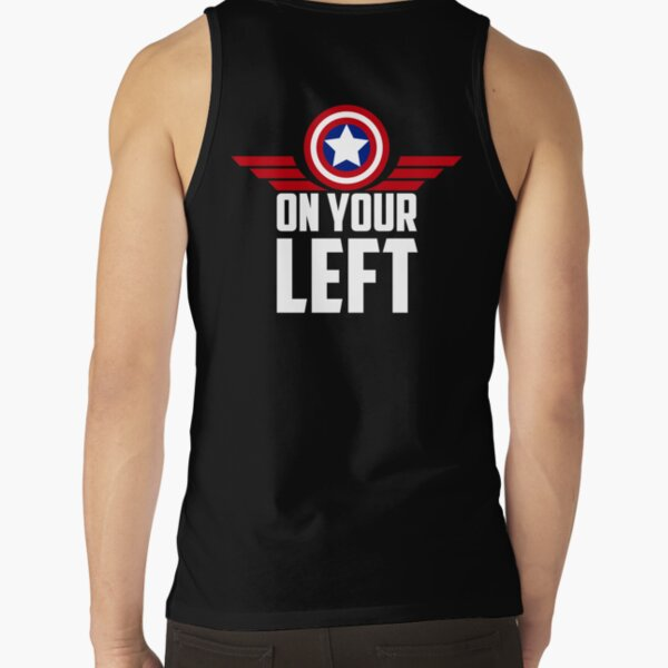 On your left Tank Top