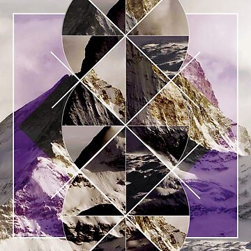 Graphic Mountain  by Morware